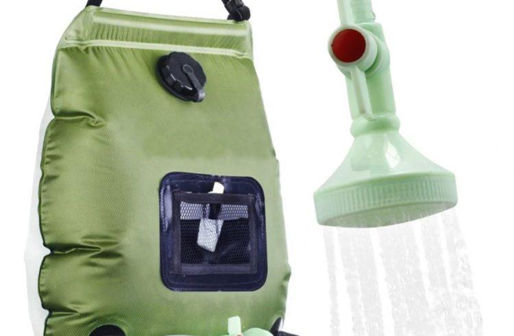 Elke dag weer schoon op avontuur door deze goedkope campingdouches van AliExpress