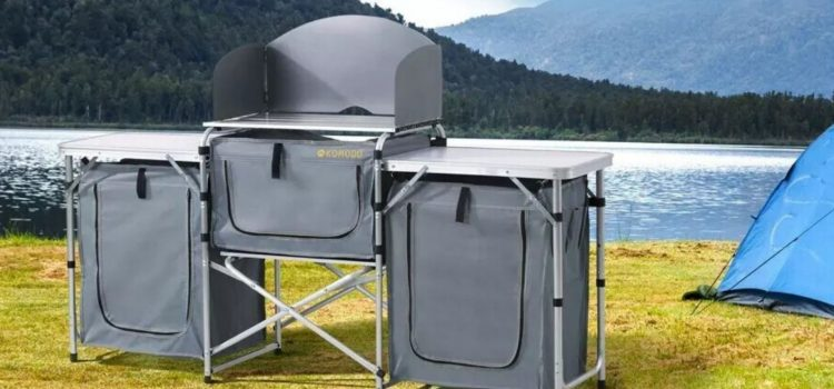 Campingkast kopen? Top 6 beste campingkasten 2021