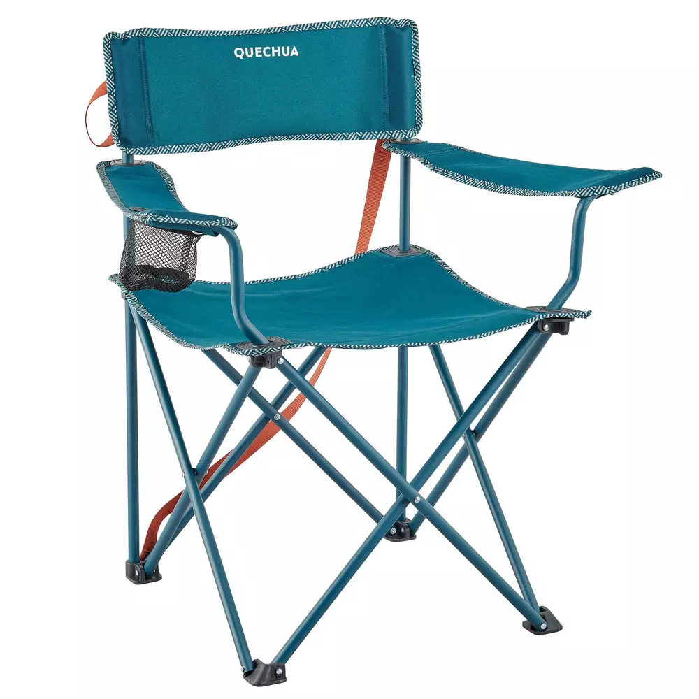 Quechua Kampeerstoel Basic review - goedkope paraplu stoel beste campingstoelen kampeerstoelen