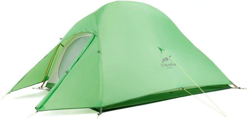 Naturehike Cloud-Up 2 Ultralichte Tent tweepersoonstent beste twee persoons tent lichtgewicht tent