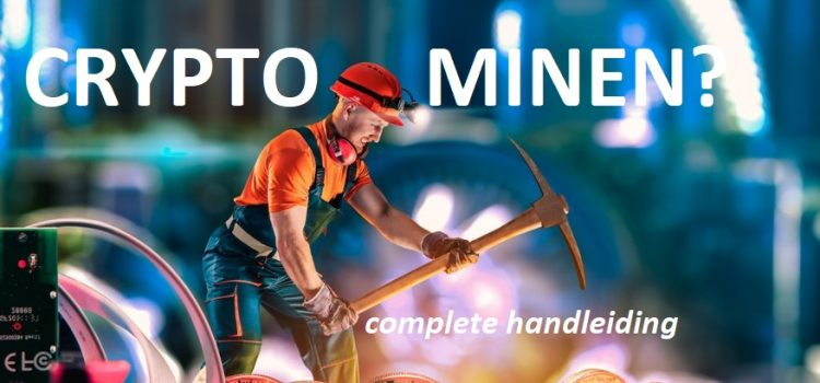 Handleiding: Crypto minen in Nederland met je eigen PC