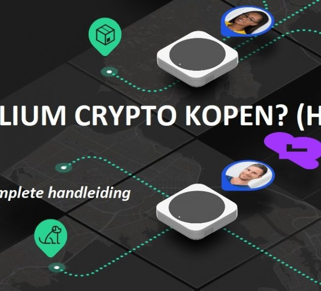 Handleiding: Helium crypto kopen (HNT) eenvoudig uitgelegd
