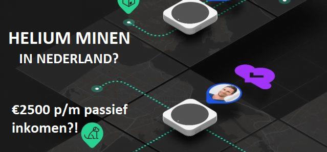 Crypto: Helium miner kopen in Nederland? Dit moet je weten over hotspots en HNT