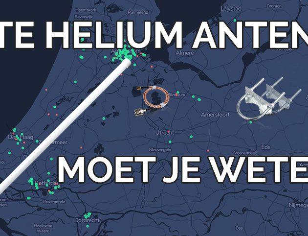 Antenne kopen voor Helium Hotspot Miner? Dit zijn de beste