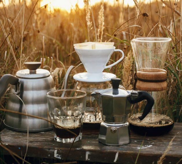 Koffiefanaat onderzocht: Beste koffiezetapparaat 2021 [top 4 + tips]