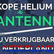 Hier koop je de beste antennes voor Helium Hotspot Miners in Nederland