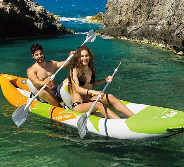 De beste opblaasbare kano & kajak 2021 – Top 5 [koopgids]