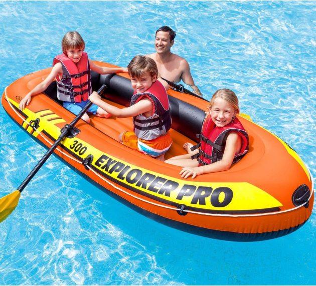 Beste rubberboot & opblaasbare boot 2021 top 5 vergeleken [Koopgids]