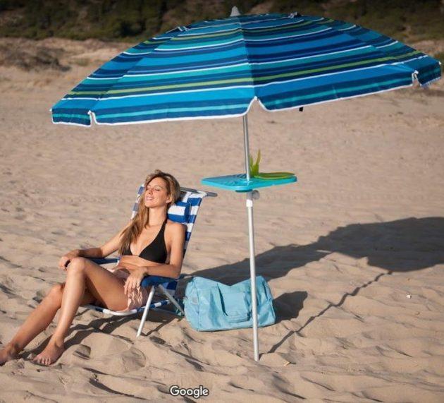 Gezocht: Schaduw? Beste strandparasol 2021 – Top 5 Strandparasols vergeleken [Koopgids]